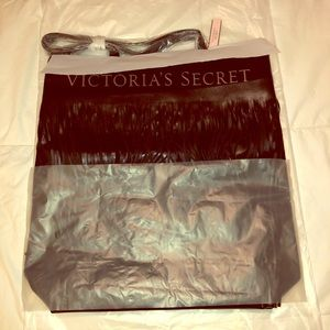 Victoria Secret Fringed Bag